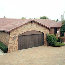 High Barrel Roof Tile in Custom Concrete Tile – 19