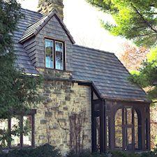 English Shingle Roof Tile by Vande Hey Raleigh– 1