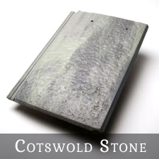 Cotswold Stone Roof Tile by Vande Hey Raleigh