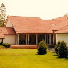 High Barrel Roof Tile in Custom Concrete Tile – 1