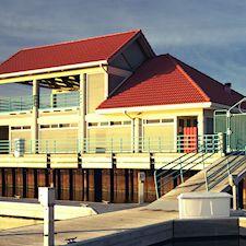 High Barrel Roof Tile in Custom Concrete Tile – 3