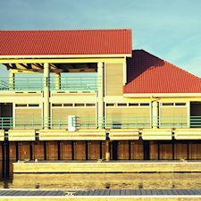 High Barrel Roof Tile in Custom Concrete Tile – 4