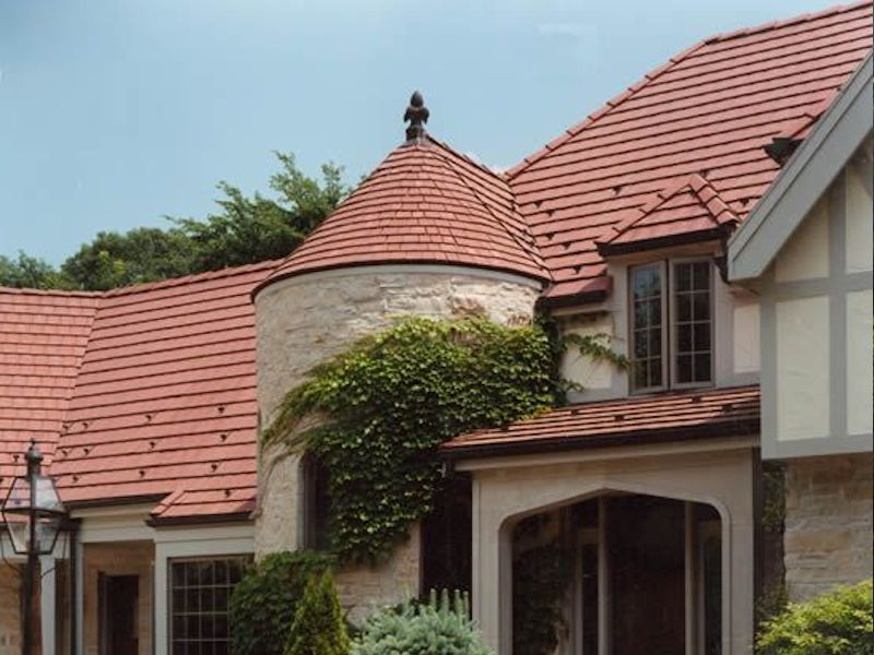 Riviera Roof Tile Mediterranean Roof Tile Spanish Roof