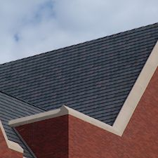 Slate Roof Styling in Custom Concrete Tile – 57