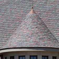 Slate Roof Styling in Custom Concrete Tile – 33