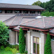 Slate Roof Styling in Custom Concrete Tile – 44