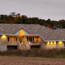 Slate Roof Styling in Custom Concrete Tile – 51