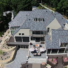 Slate Roof Styling in Custom Concrete Tile – 5