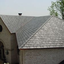 Slate Roof Styling in Custom Concrete Tile – 56