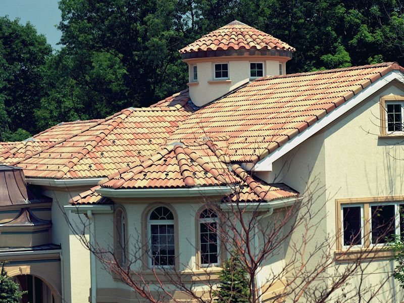 Turret Roof Tile Steeple Roofing Tile Clay Roof Tile