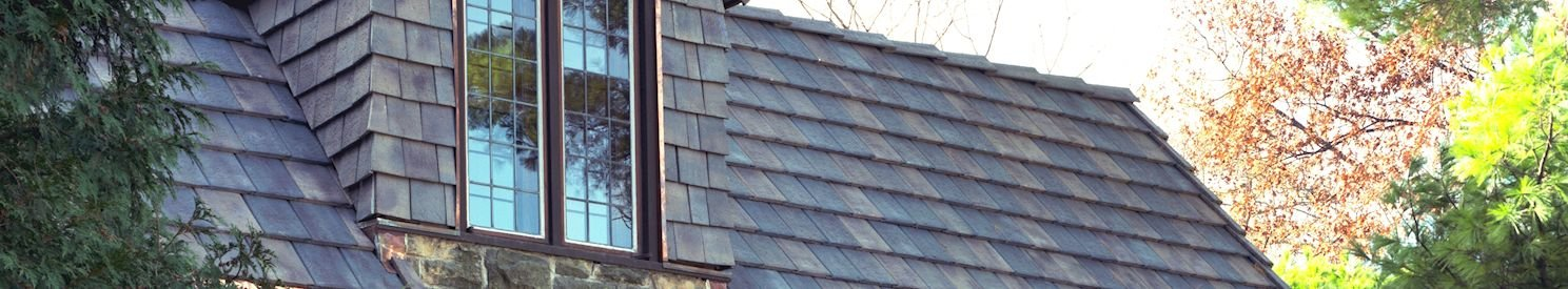 English Style Roof Tile