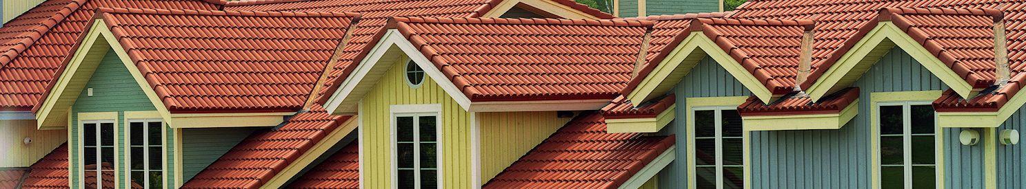 High Barrel Roofing Tiles