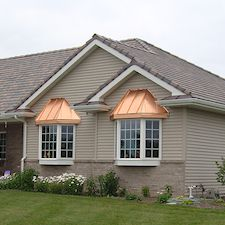 Copper Roof Accessories
