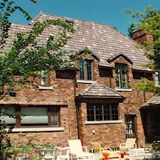 Cotswold Stone Roof Tile in Custom Concrete Tile – 7