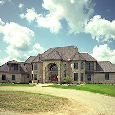 Slate Roof Styling in Custom Concrete Tile – 59