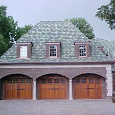 Cotswold Stone Roof Tile in Custom Concrete Tile – 5