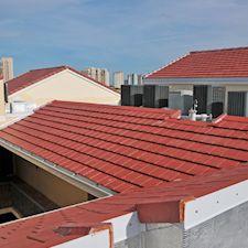 Slate Roof Styling in Custom Concrete Tile – 64