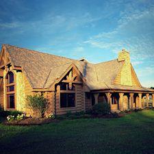 Shake Roof Tile in Custom Concrete Tile – 10