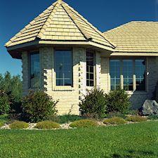 Shake Roof Tile in Custom Concrete Tile – 2