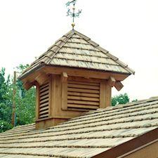Shake Roof Tile in Custom Concrete Tile – 5