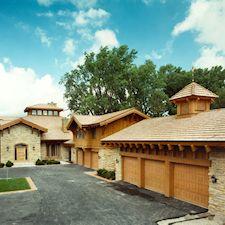 Shake Roof Tile in Custom Concrete Tile – 7