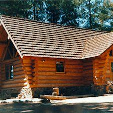 Shake Roof Tile in Custom Concrete Tile – 8