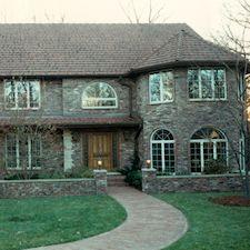 Shake Roof Tile in Custom Concrete Tile – 15