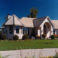 Slate Roof Styling in Custom Concrete Tile – 23