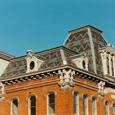 Slate Roof Styling in Custom Concrete Tile – 24