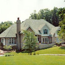 Slate Roof Styling in Custom Concrete Tile – 29