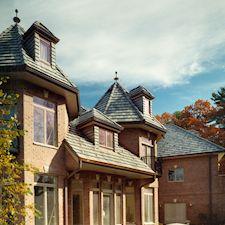 Slate Roof Styling in Custom Concrete Tile – 8