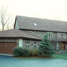 Slate Roof Styling in Custom Concrete Tile – 36