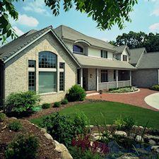Slate Roof Styling in Custom Concrete Tile – 40