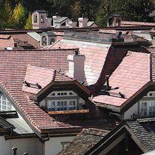 Slate Roof Styling in Custom Concrete Tile – 47