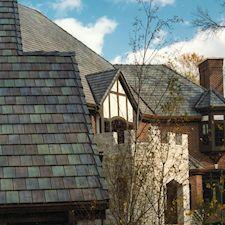 Slate Roof Styling in Custom Concrete Tile – 48