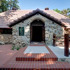 Slate Roof Styling in Custom Concrete Tile – 49