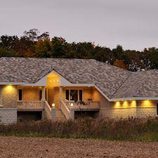 Slate Roof Styling in Custom Concrete Tile – 51