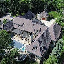 Slate Roof Styling in Custom Concrete Tile – 2