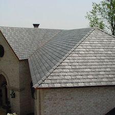 Slate Roof Styling in Custom Concrete Tile – 56