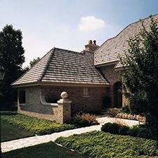 Slate Roof Styling in Custom Concrete Tile – 13