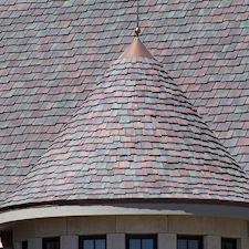 Steeple Roof Tiles
